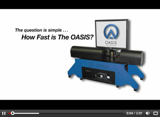 How Fast is The OASIS? (Video)