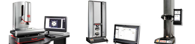Force Material, Spring Testers, Vision Metrology / Optical Comparators