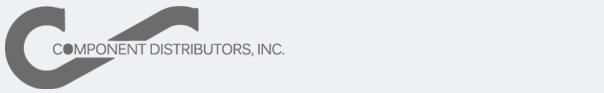 Component Distributors Inc. Precision Measurement