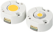Together with complementary sensors from EnOcean, Xicato and others, these products create a simple, cost-effective LED lighting solution for California Title 24 and other building code requirements.