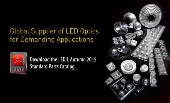 LEDil: Download the LEDil Autumn 2015 Standard Parts Catalog