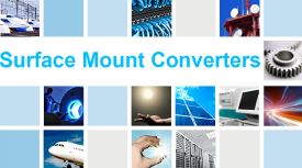 Surface Mount Converters