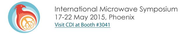 IMS 2015, May 17-22, 2015 Phoenix