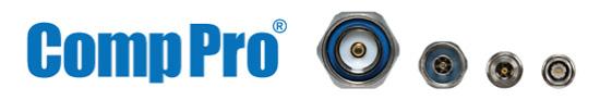Comp Pro® Compression Connectors for Critical Communication