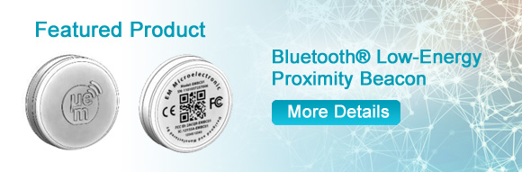 Bluetooth Low-Energy-Proximity Beacon