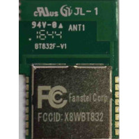 Fanstel Bluetooth Low Energy (BLE) 5 Module BT832X