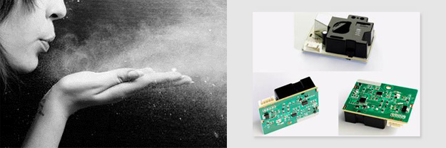 Telaire Smart Dust Sensor
