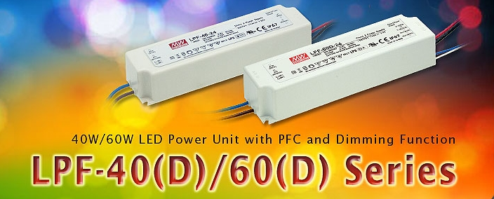 Mean Well ACDC Power Supply