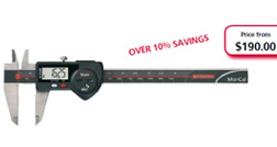 MarCal. Digital Caliper 16 EWR with Reference System, Protection Class IP67