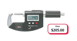 Micromar. Digital Micrometer 40 EW with data output