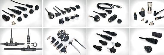 Amphenol LTW offers a comprehensive line of high-end waterproof connectors