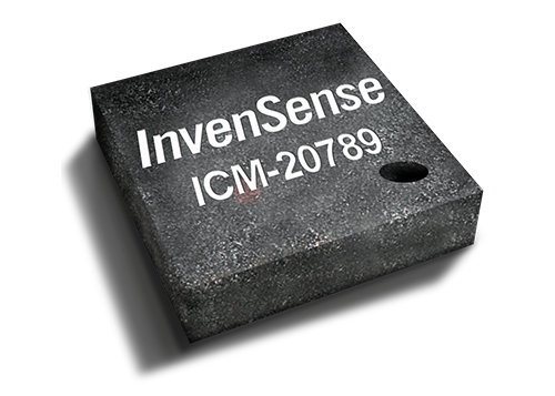 ICM-20789: 7-axis Motion Tracking Device