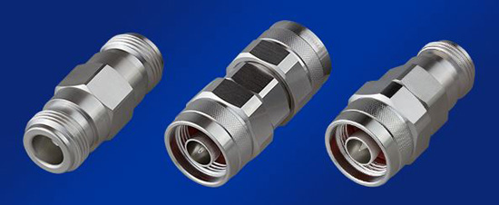 N Type Adapters Offer Low PIM Performance