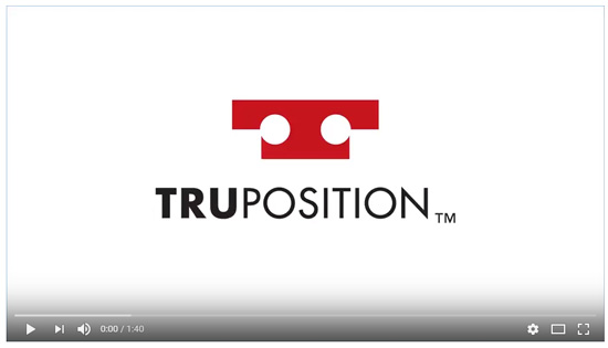 Click here to watch a video and learn more about TruPosition Probes