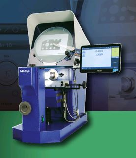 The Brand New 2D Touchscreen Featuring M2 Optical Measuring Software