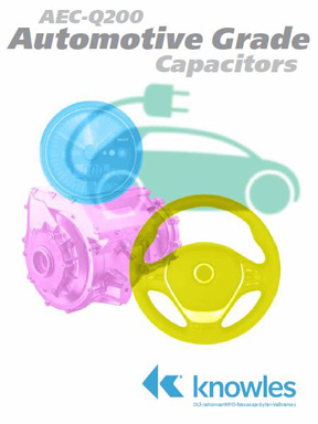 Automotive Grade Capacitors