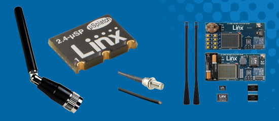Linx Technologies Products at CDI
