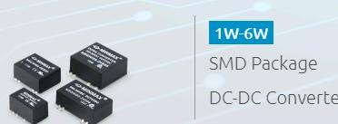 1W-6W SMD Package