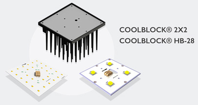 COOLBLOCK® 2x2 products