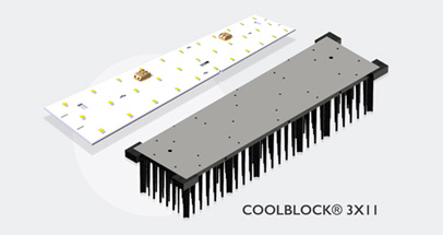 COOLBLOCK® 3x11 products