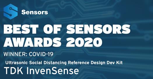 Best of Sensors Awards 2020