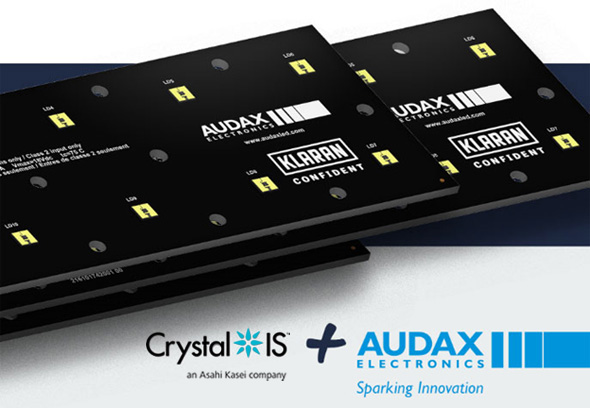 Klaran by Crystal IS and AUDAX Electronics Announce a  UVC LED Solution for Disinfection Available at Component Distributors, Inc. (CDI)