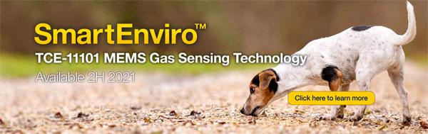SmartEnviro TCE-11101 MEMS Gas Sensing Technology