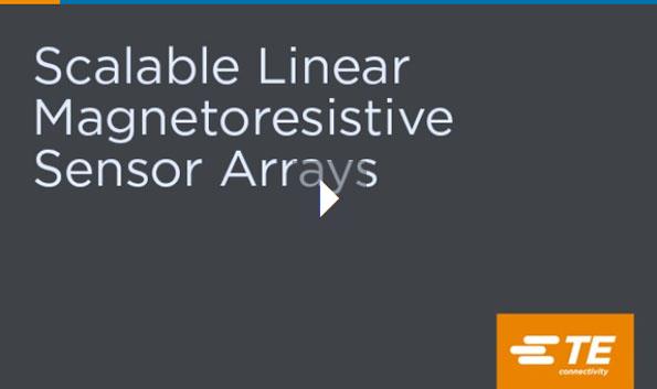 Scalable Linear Magnetoresistive Sensor Arrays Video
