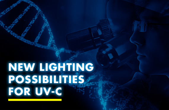 New Lighting Possibilities for UV-C