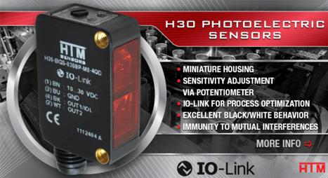 H30 Photoelectric Sensors
