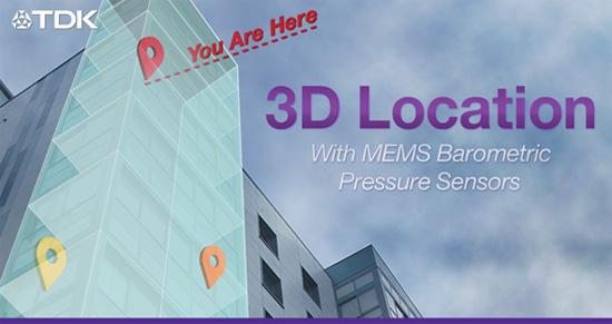 3D Location