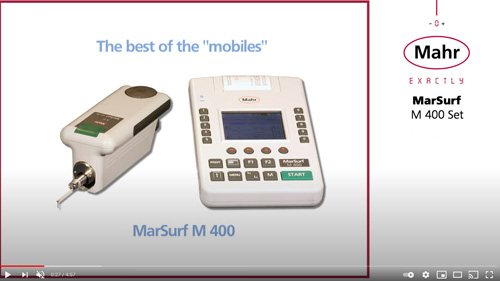 """MarSurf M 400. Skidless Operation! The best of the """"mobiles"""""""