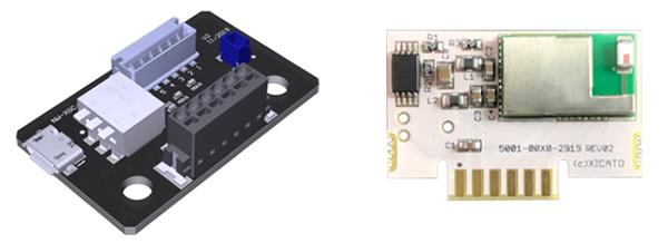 General Illumination (custom modules for integrating Bluetooth lighting control cards)