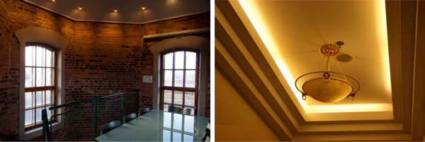 Architectural Indoor Lighting from LEDiL