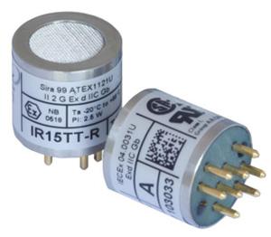 IR15 Dual Gas Series